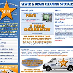 North Star Sewer & Drain Service